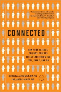 Connected: The Surprising Power of Our Social Networks